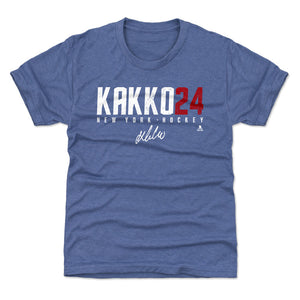 Kaapo Kakko Kids T-Shirt | 500 LEVEL