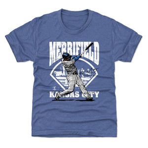 Whit Merrifield Kids T-Shirt | 500 LEVEL