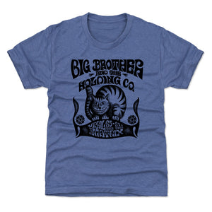 Big Brother And The Holding Company Kids T-Shirt | 500 LEVEL
