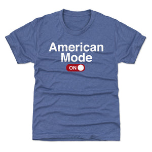 Funny USA Kids T-Shirt | 500 LEVEL