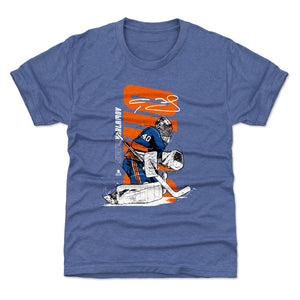Semyon Varlamov Kids T-Shirt | 500 LEVEL