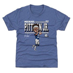 Michael Pittman Jr. Kids T-Shirt | 500 LEVEL