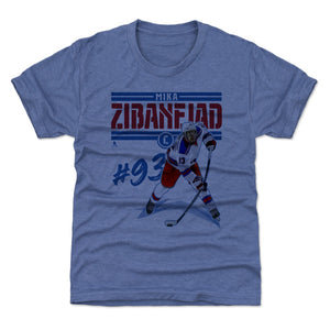 Mika Zibanejad Kids T-Shirt | 500 LEVEL