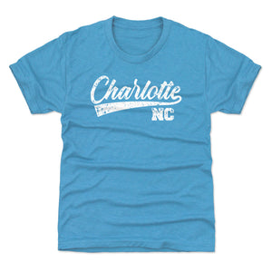 Charlotte Kids T-Shirt | 500 LEVEL