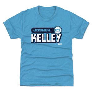 Joshua Kelley Kids T-Shirt | 500 LEVEL
