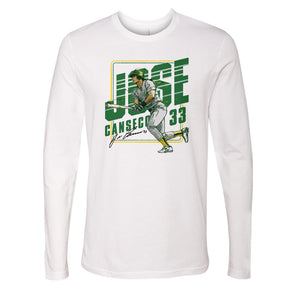 Jose Canseco Men's Long Sleeve T-Shirt | 500 LEVEL