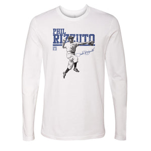 Phil Rizzuto Men's Long Sleeve T-Shirt | 500 LEVEL