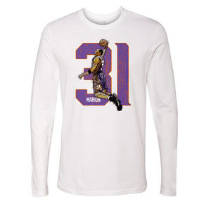Shawn Marion Men's Long Sleeve T-Shirt | 500 LEVEL