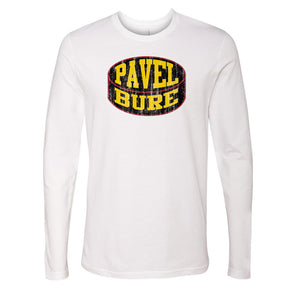 Pavel Bure Men's Long Sleeve T-Shirt | 500 LEVEL