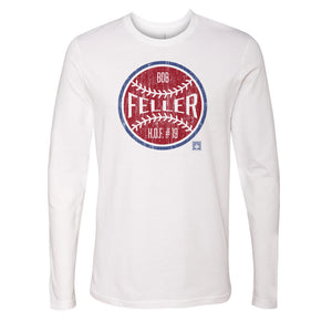 Bob Feller Men's Long Sleeve T-Shirt | 500 LEVEL