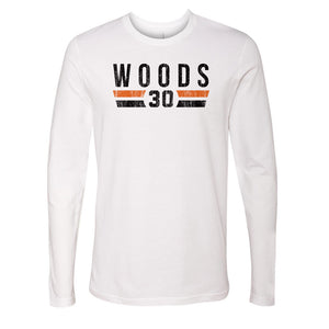 Ickey Woods Men's Long Sleeve T-Shirt | 500 LEVEL