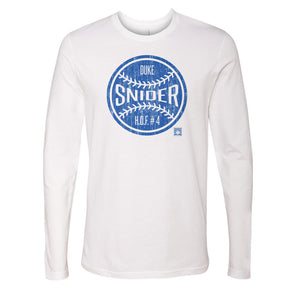 Duke Snider Men's Long Sleeve T-Shirt | 500 LEVEL