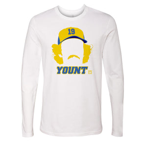 Robin Yount Men's Long Sleeve T-Shirt | 500 LEVEL