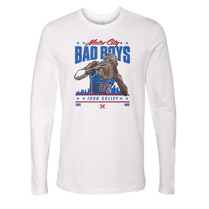 John Salley Men's Long Sleeve T-Shirt | 500 LEVEL