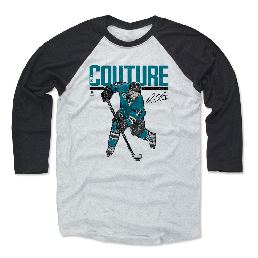 Logan Couture Men's Baseball T-Shirt | 500 LEVEL