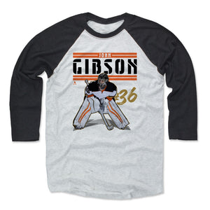 John Gibson Men's Baseball T-Shirt | 500 LEVEL