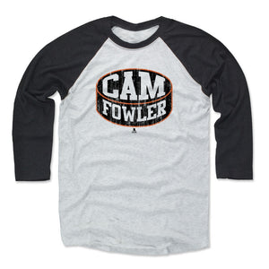 Cam Fowler Men's Baseball T-Shirt | 500 LEVEL