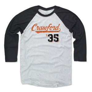 Brandon Crawford Men's Baseball T-Shirt | 500 LEVEL