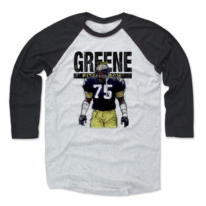 Mean Joe Greene Men's Baseball T-Shirt | 500 LEVEL