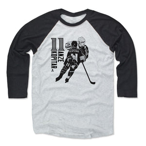 Anze Kopitar Men's Baseball T-Shirt | 500 LEVEL