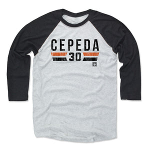Orlando Cepeda Men's Baseball T-Shirt | 500 LEVEL
