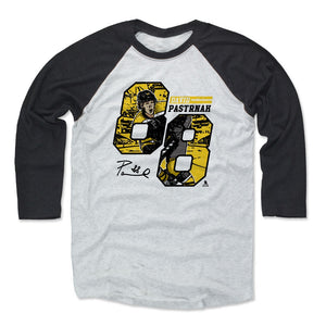 David Pastrnak Men's Baseball T-Shirt | 500 LEVEL