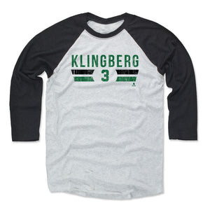 John Klingberg Men's Baseball T-Shirt | 500 LEVEL