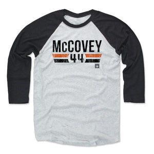 Willie McCovey Men's Baseball T-Shirt | 500 LEVEL
