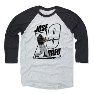Jose Abreu Men's Baseball T-Shirt | 500 LEVEL