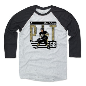 Kris Letang Men's Baseball T-Shirt | 500 LEVEL