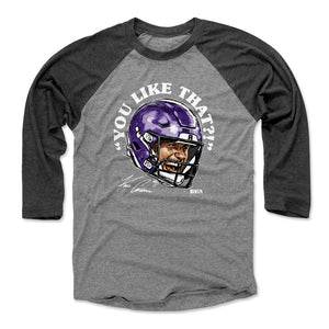 Kirk Cousins Men's Baseball T-Shirt | 500 LEVEL