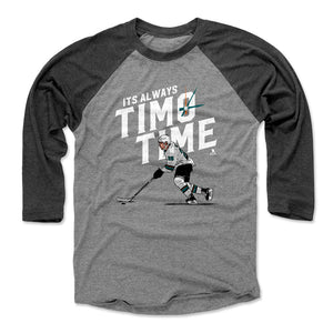 Timo Meier Men's Baseball T-Shirt | 500 LEVEL