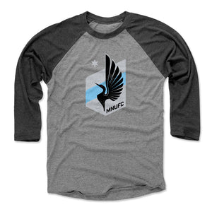 Minnesota United FC Men's Baseball T-Shirt | 500 LEVEL
