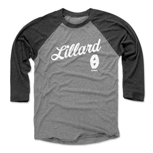 Damian Lillard Men's Baseball T-Shirt | 500 LEVEL