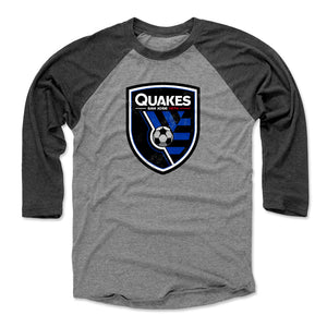 San Jose Earthquakes Men's Baseball T-Shirt | 500 LEVEL