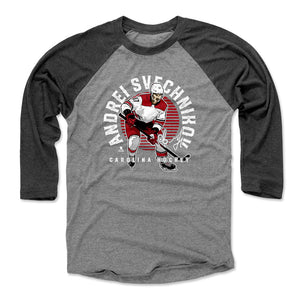 Andrei Svechnikov Men's Baseball T-Shirt | 500 LEVEL