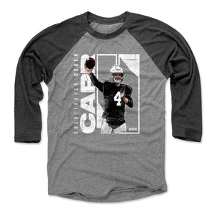 Derek Carr Men's Baseball T-Shirt | 500 LEVEL