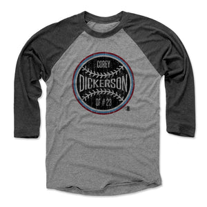 Corey Dickerson Men's Baseball T-Shirt | 500 LEVEL
