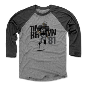 Tim Brown Men's Baseball T-Shirt | 500 LEVEL