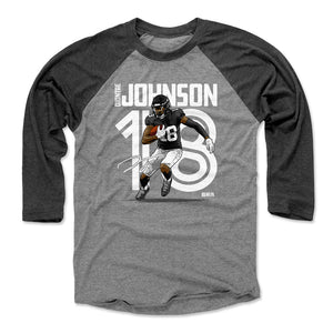 Diontae Johnson Men's Baseball T-Shirt | 500 LEVEL