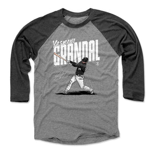 Yasmani Grandal Men's Baseball T-Shirt | 500 LEVEL