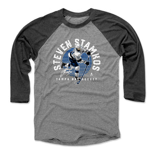 Steven Stamkos Men's Baseball T-Shirt | 500 LEVEL