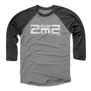 Christian McCaffrey Men's Baseball T-Shirt | 500 LEVEL