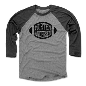 Morten Andersen Men's Baseball T-Shirt | 500 LEVEL