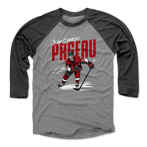 Jean-Gabriel Pageau Men's Baseball T-Shirt | 500 LEVEL
