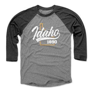 Idaho Men's Baseball T-Shirt | 500 LEVEL