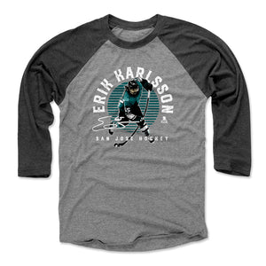 Erik Karlsson Men's Baseball T-Shirt | 500 LEVEL
