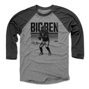 Ben Roethlisberger Men's Baseball T-Shirt | 500 LEVEL