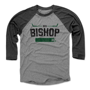 Ben Bishop Men's Baseball T-Shirt | 500 LEVEL