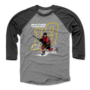 Matthew Tkachuk Men's Baseball T-Shirt | 500 LEVEL